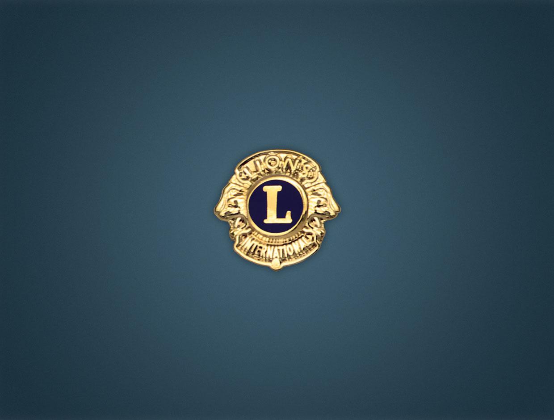 Lions Member Pin