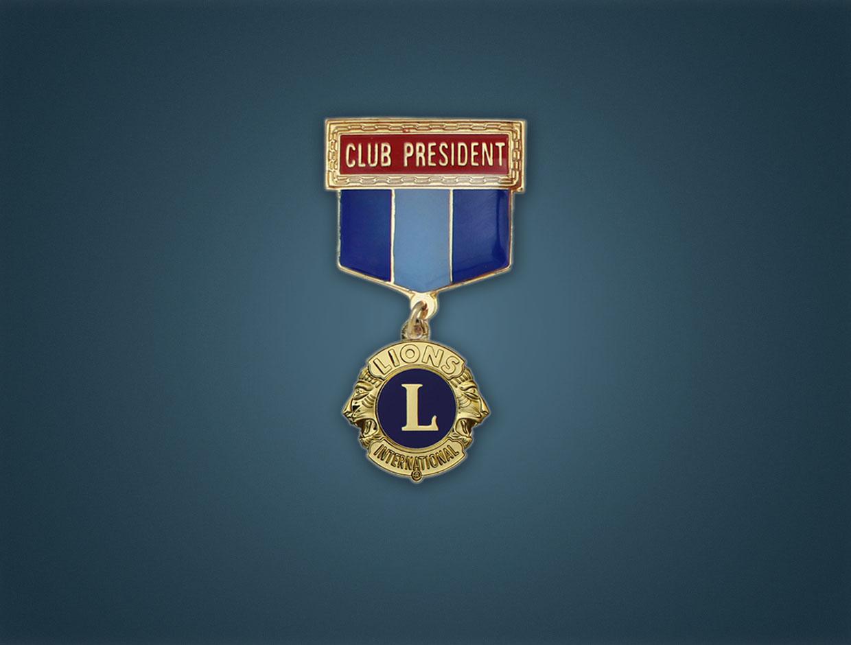 Lions Designations Medal