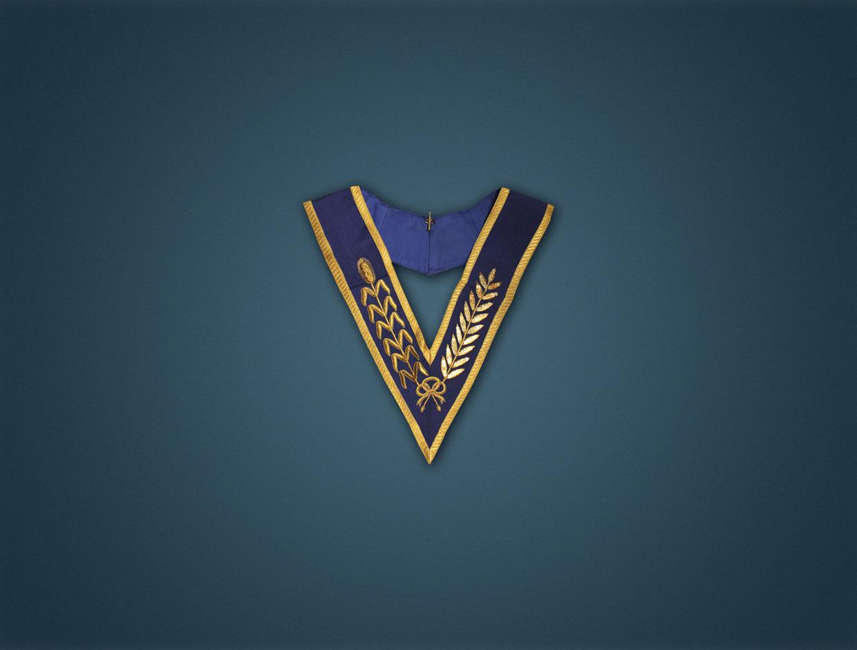 Grand Lodge Full Dress Collar