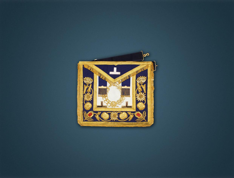 Grand Lodge R.W. Apron