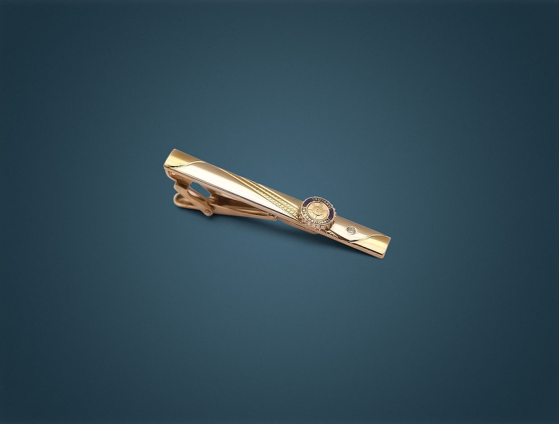 Rotary Tie Pin