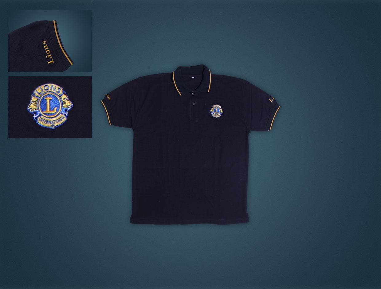 Lions Polo T-Shirt