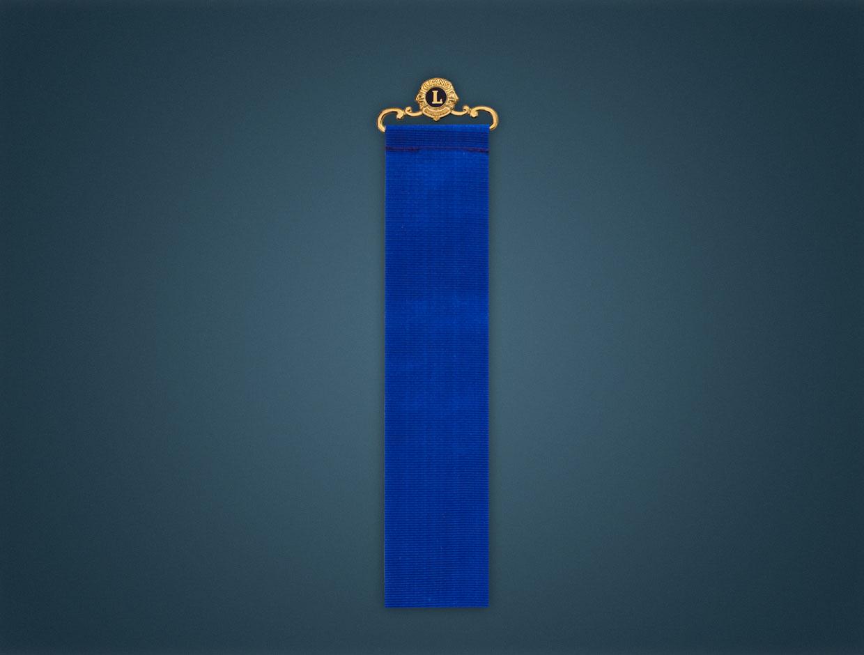 Lions Badge Holder