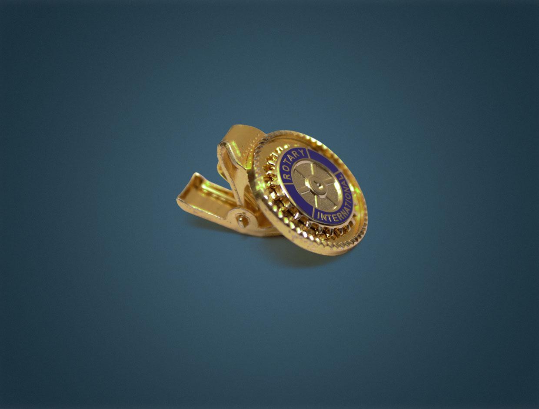 Rotary Member Pocket Clip