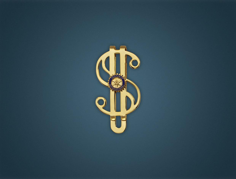 Rotary Member Money/ Pocket Clip
