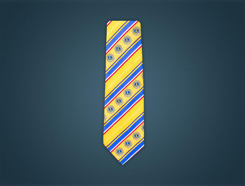 Custom Polyester Ties