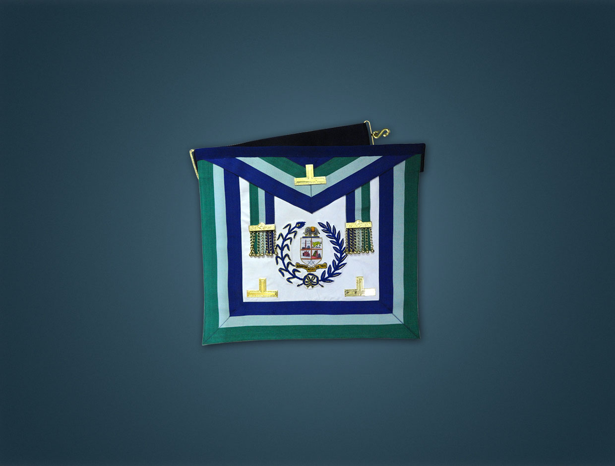 Grand Lodge Undress Apron (GLI)