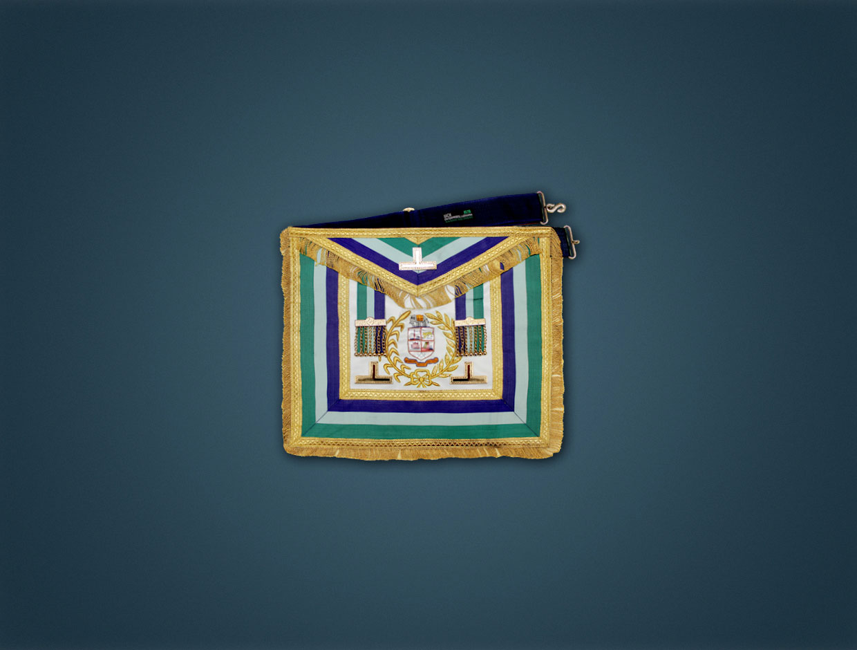 Grand Lodge Full Dress Apron (GLI)