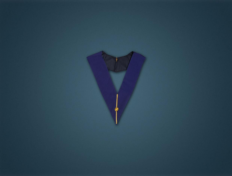 Grand Lodge Undress Collar