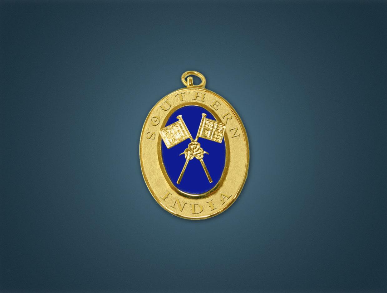 Craft Provincial Collar Jewel - Please State Rank