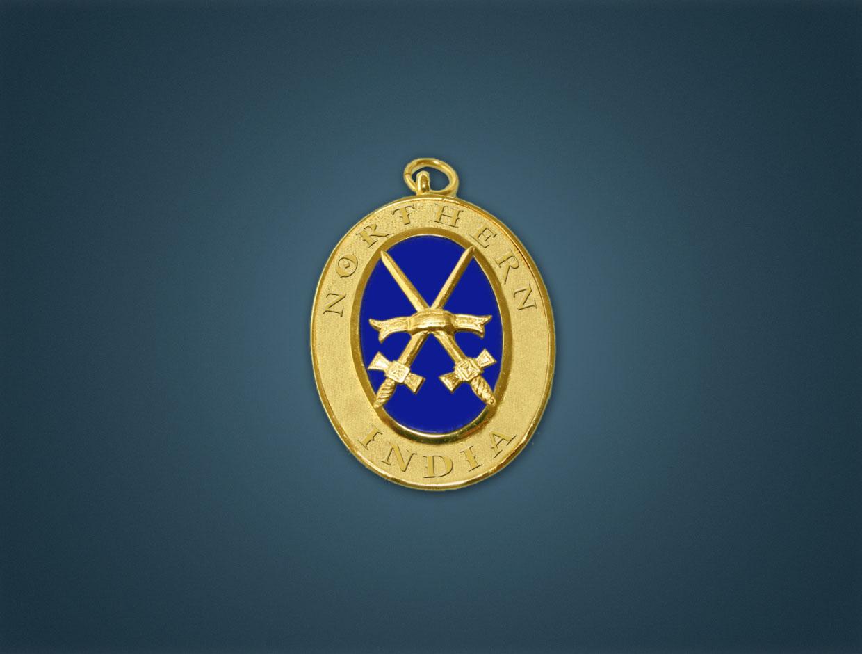 Craft Grand Rank Collar Jewel - Please State Rank