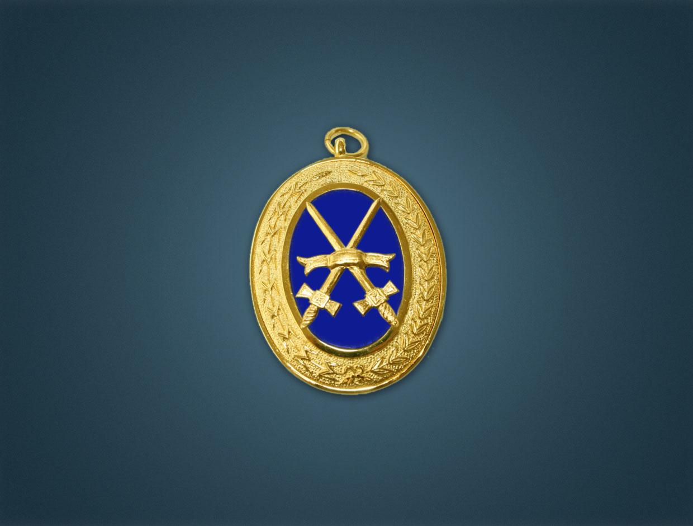 Craft Past Collar Jewel - Please State Rank