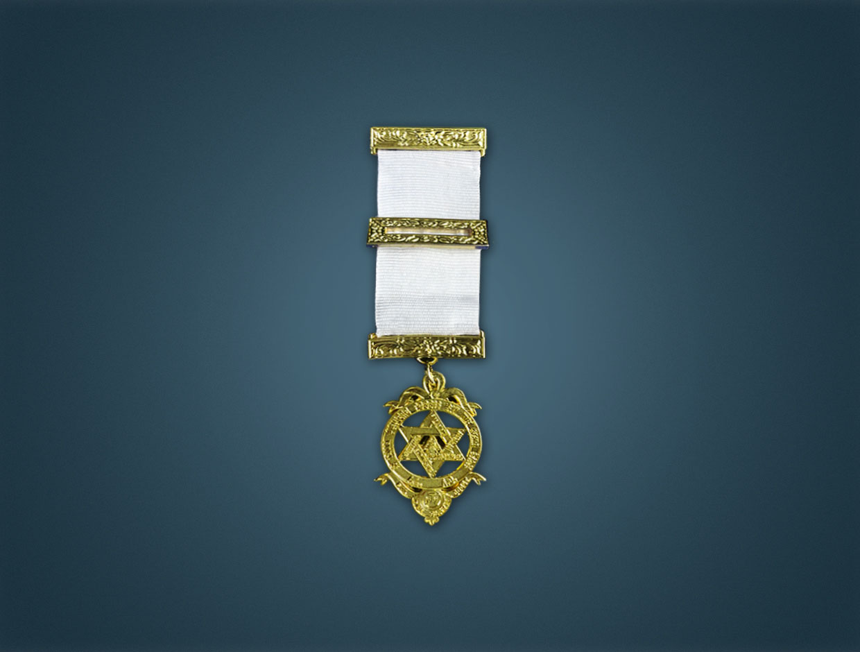 RAC Companions Breast Jewel