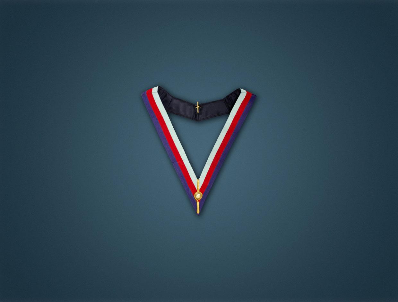 RAC Provincial Collar