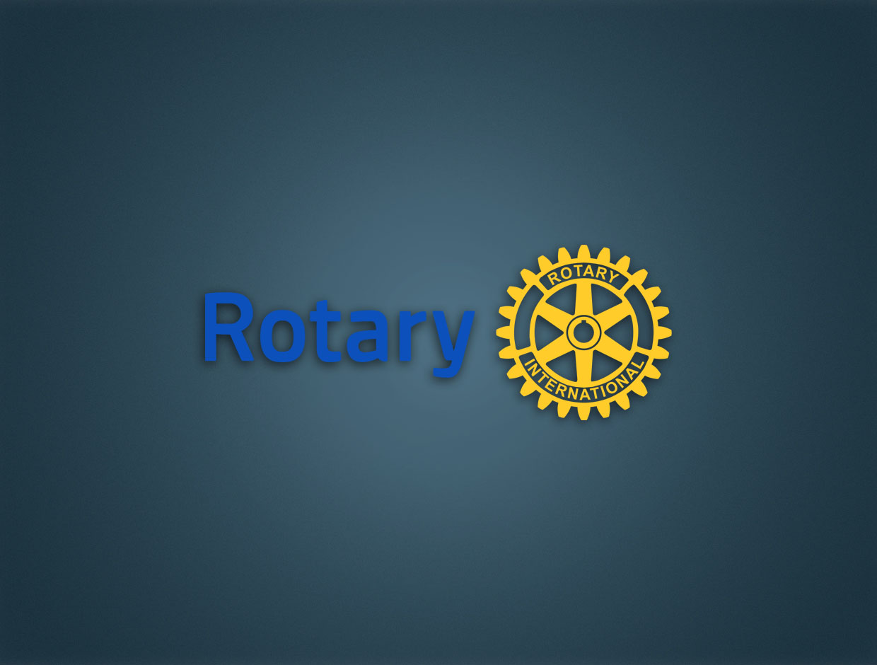 Rotary Convention Badge Holder