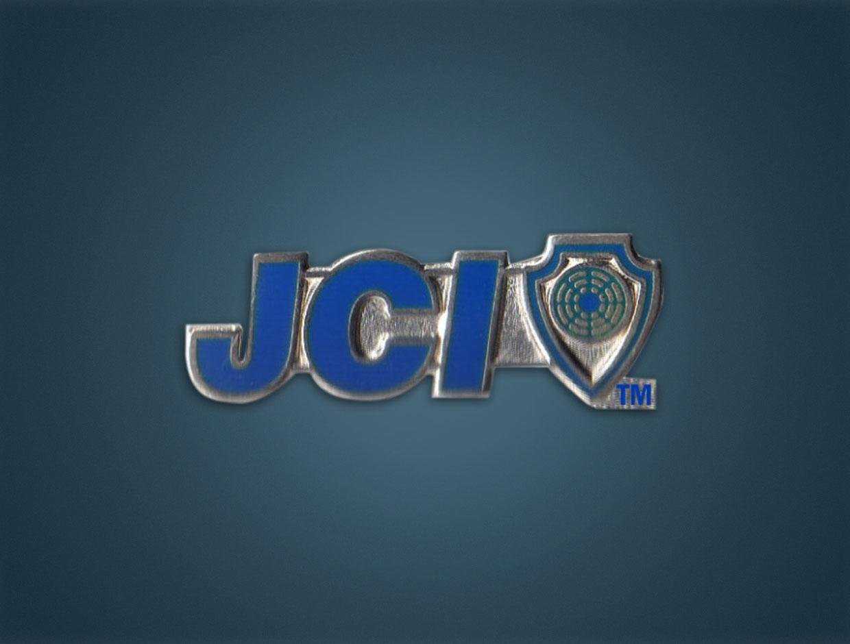 JCI Member Lapel Pin