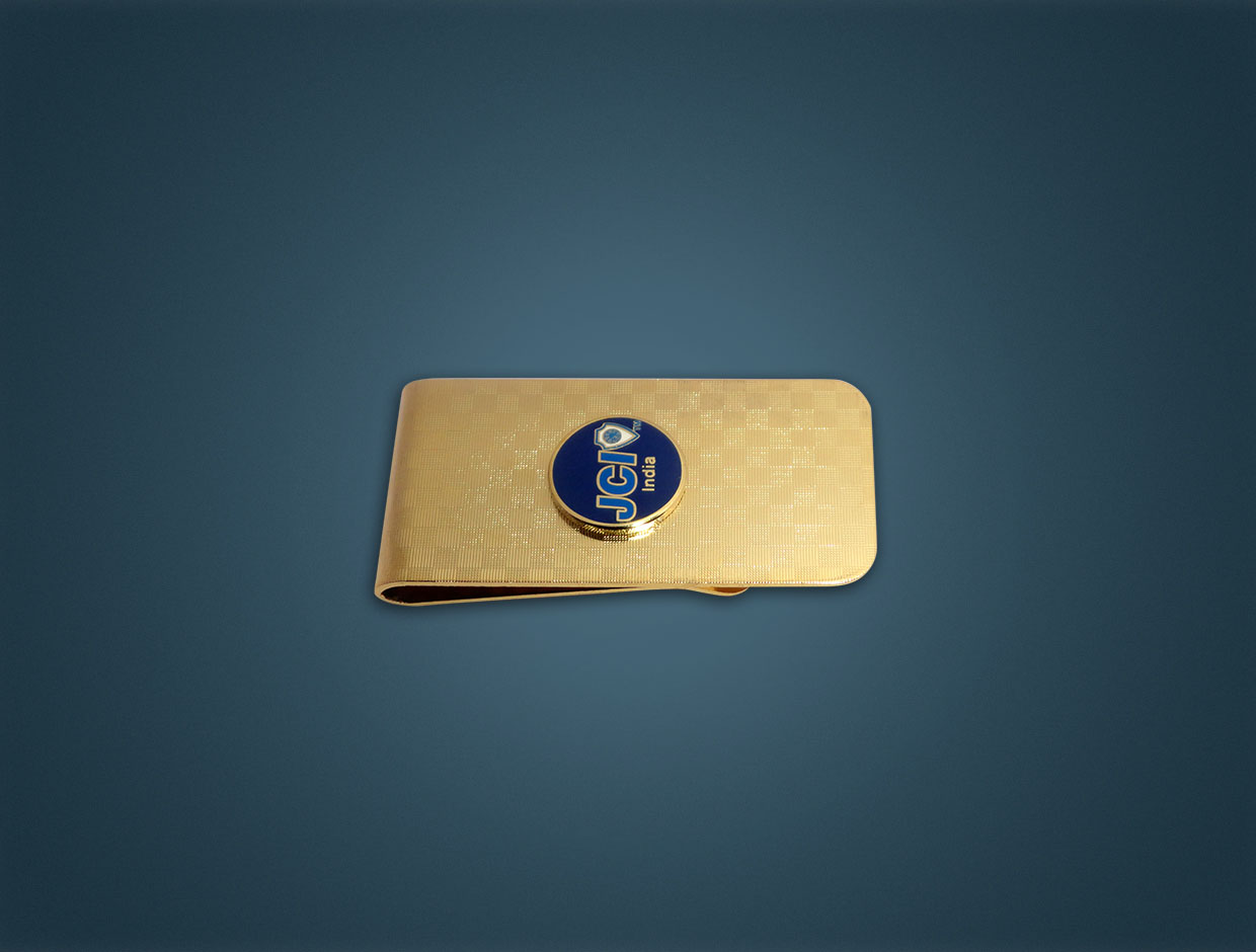JCI Pocket / Money Clip