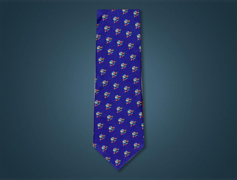 Rotary 2015-16 Theme Silk Tie