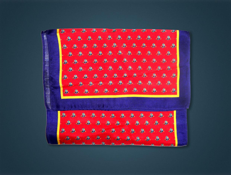 Rotary 2015-16 Silk Scarves
