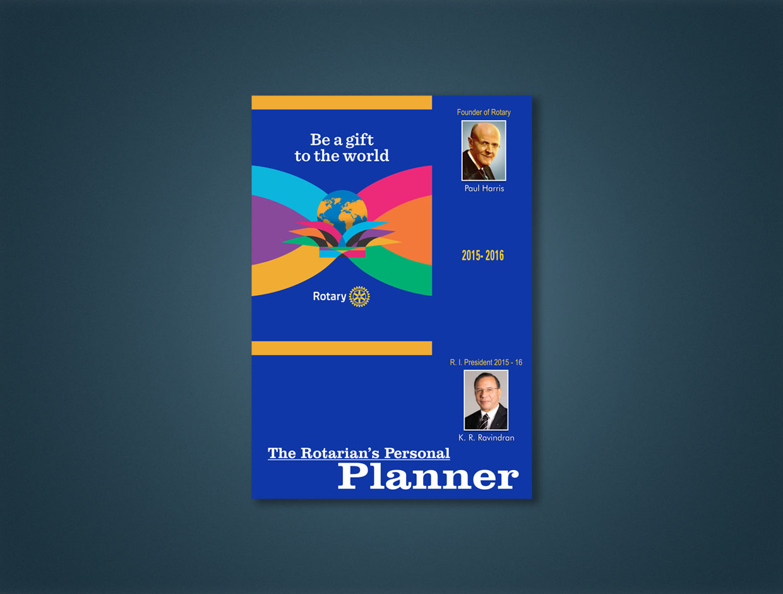 Rotary 2015-16 Theme Planner