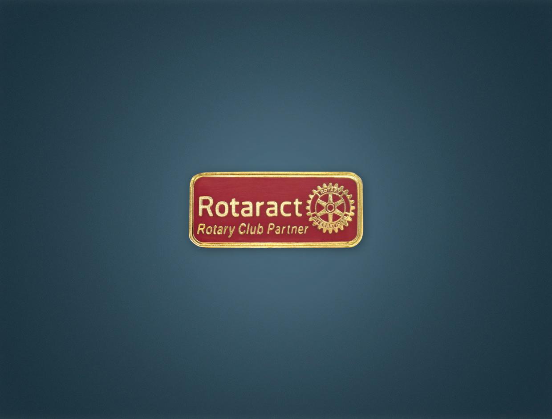 NEW Rotaract Member Pin