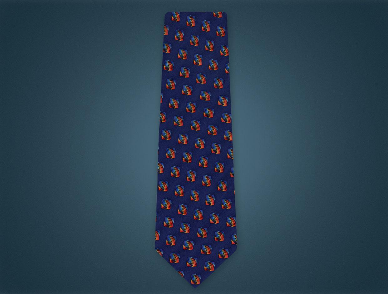 Rotary 2016-17 Theme Silk Tie