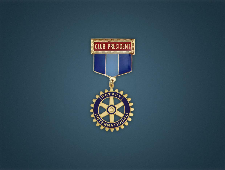 Rotary Designation Medals