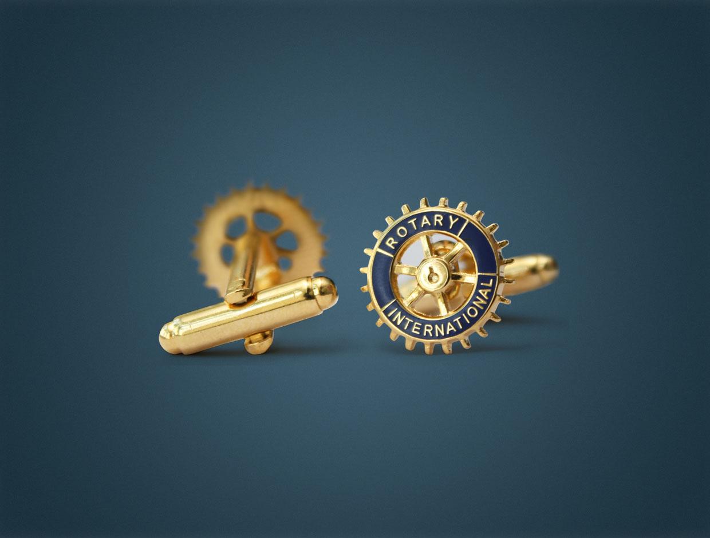 Rotary Cufflinks