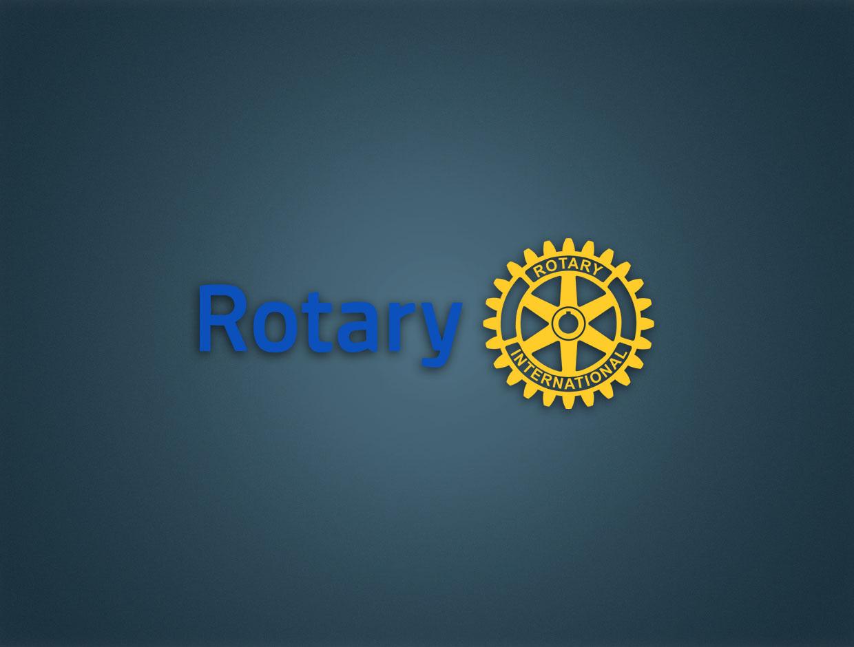 Rotary 2014 Theme Stone Button